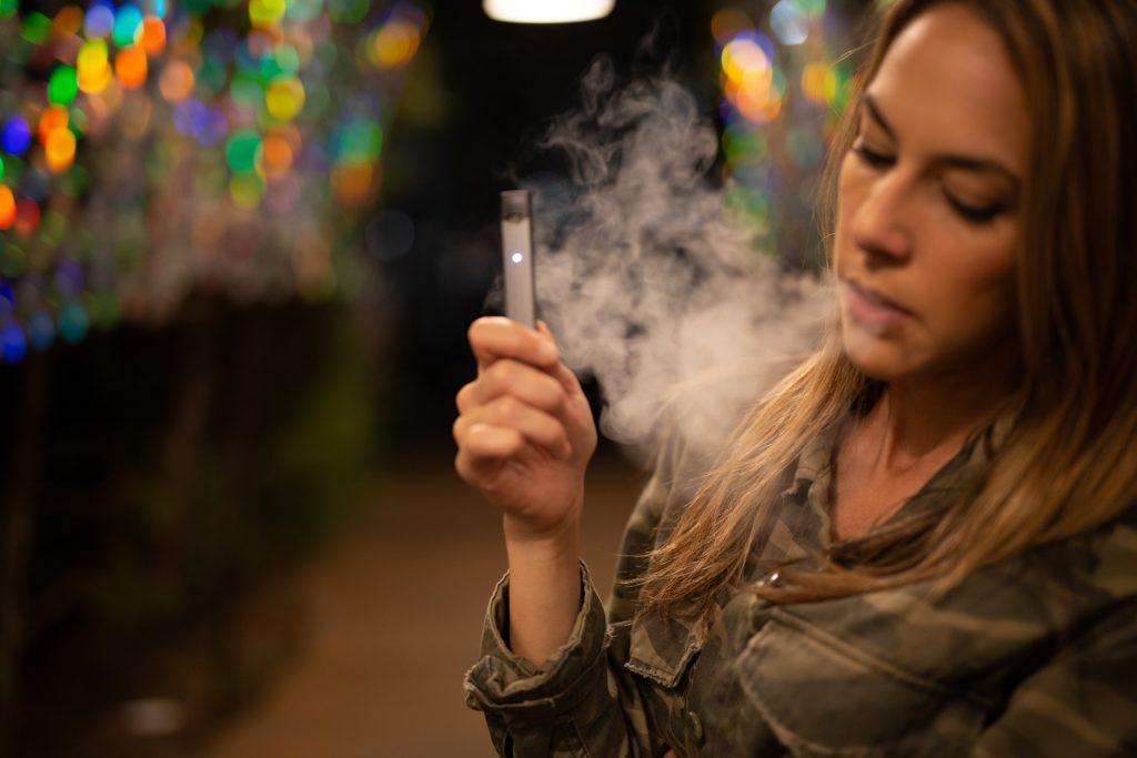 E-cigaretter.