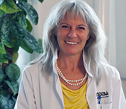 Dr. M Griesz-Brisson MD, PhD. Pressfoto.