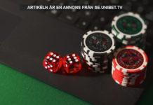 Casino industtrin, online spel. Foto: