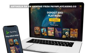 Pay-n-play, Pay n play