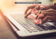 Sociala Medier. Foto och Lincens: Shutterstock