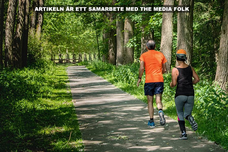 Leva ett mer hälsosamt liv med sport och motion. Foto: Lucas Van Oort. Licens: Unsplash.com
